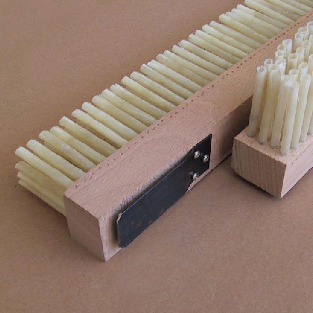 Spazzole Penna d'Oca