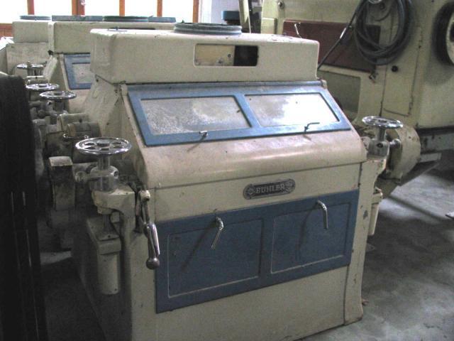 Laminatoi Buhler DDKB 1000x250